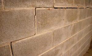 Wall Cracks   Dutchess County, NY   Sundahl Waterproofing