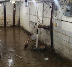 Bowed Basement Walls | Larchmont, NY | Sundahl Waterproofing