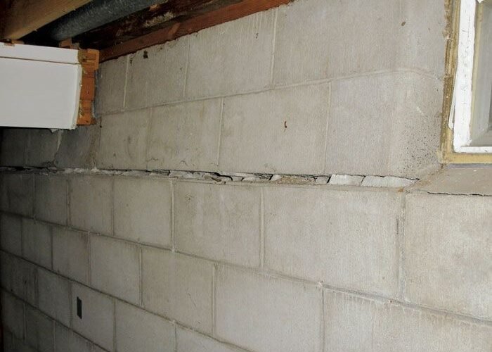 Common Signs And Symptoms Of Bowed Basement Walls